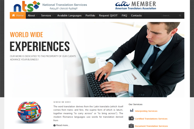 National Translation Services
