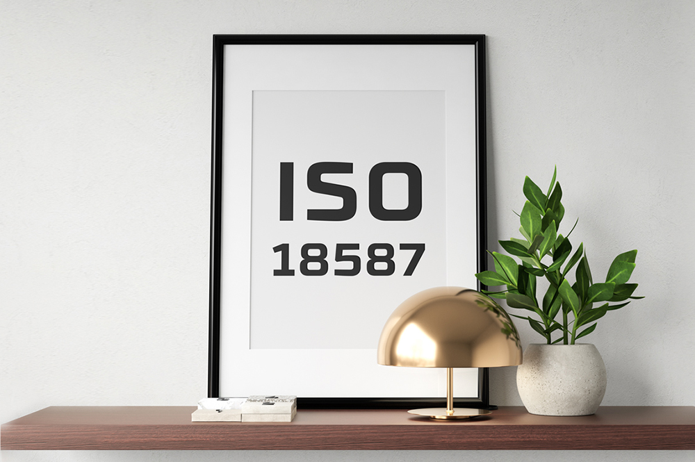 ISO 18587 Website